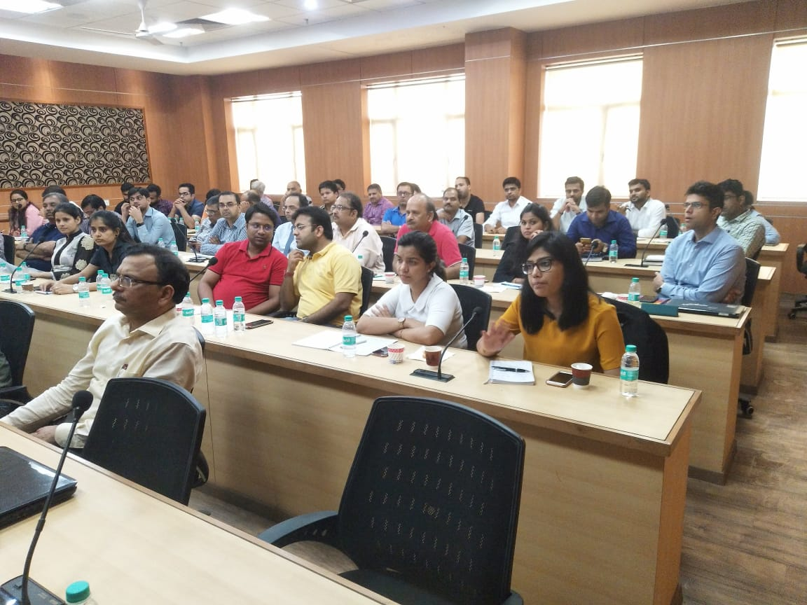 NRC - Seminar on IndAS, ICDS - 14th July, 2018